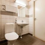 Hattelmala kaksion kylpyhuone